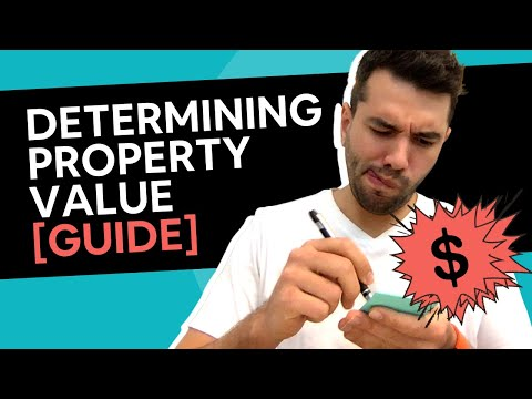 Determining Property Value [Step By Step Guide]