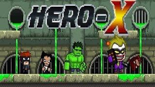Hero X | Rogue Apps
