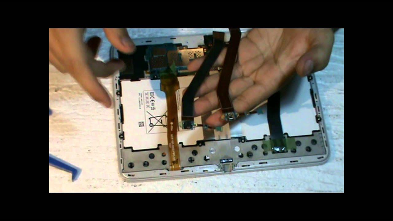 reparar samsung galaxy tablet 10 1 tab 3 10 1 p5200 p5210 micro usb