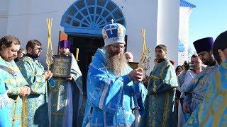 2012 Праздник Покрова Пресвятой Богородицы отпраздновали в Урюпинске.