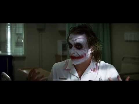 Reasons why The Dark Knight is overrated