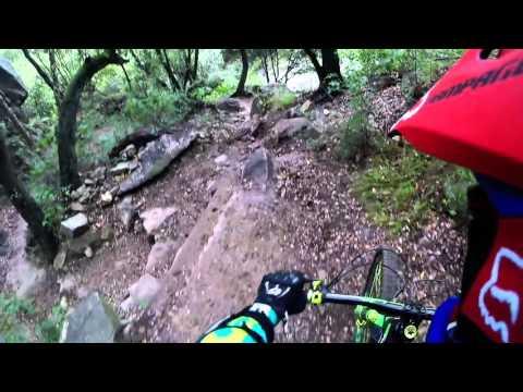SAN YSIDRO TRAIL MAY 7th 2016