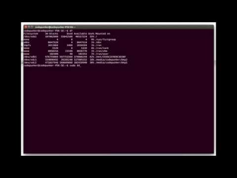 Backup Ubuntu With One Terminal Command