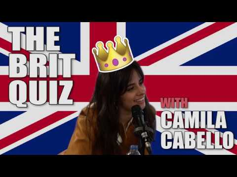 Camila Cabello takes our British slang quiz!