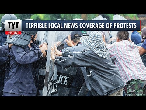 local-news-coverage-of-protests,-riots-and-looting