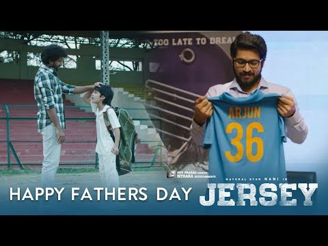 Happy Fathers Day - JERSEY Team | Nuvvadiginadhe Song - Climax Scene