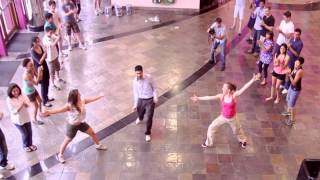 Best Surprise Flashmob Proposal: Archit and Amy