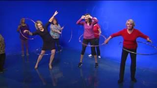 Hula Hooping For Seniors