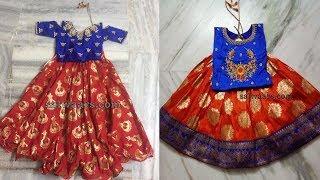 Kid's Gorgeous Lehenga Designs