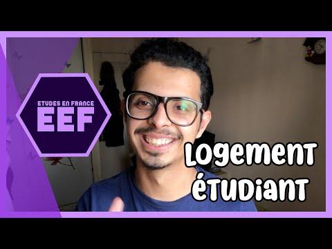 EEF - Logement en France - أهم المعلومات لإيجاد سكن في فرنسا بالنسبة للطالب