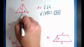 Geometry video #5 - Area of geom. shapes NYT.wmv