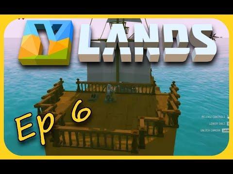 Ylands | Finishing The Ship | Ep 6