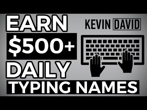 earn-$500-by-typing-names-online!-available-worldwide-(make-money-online)