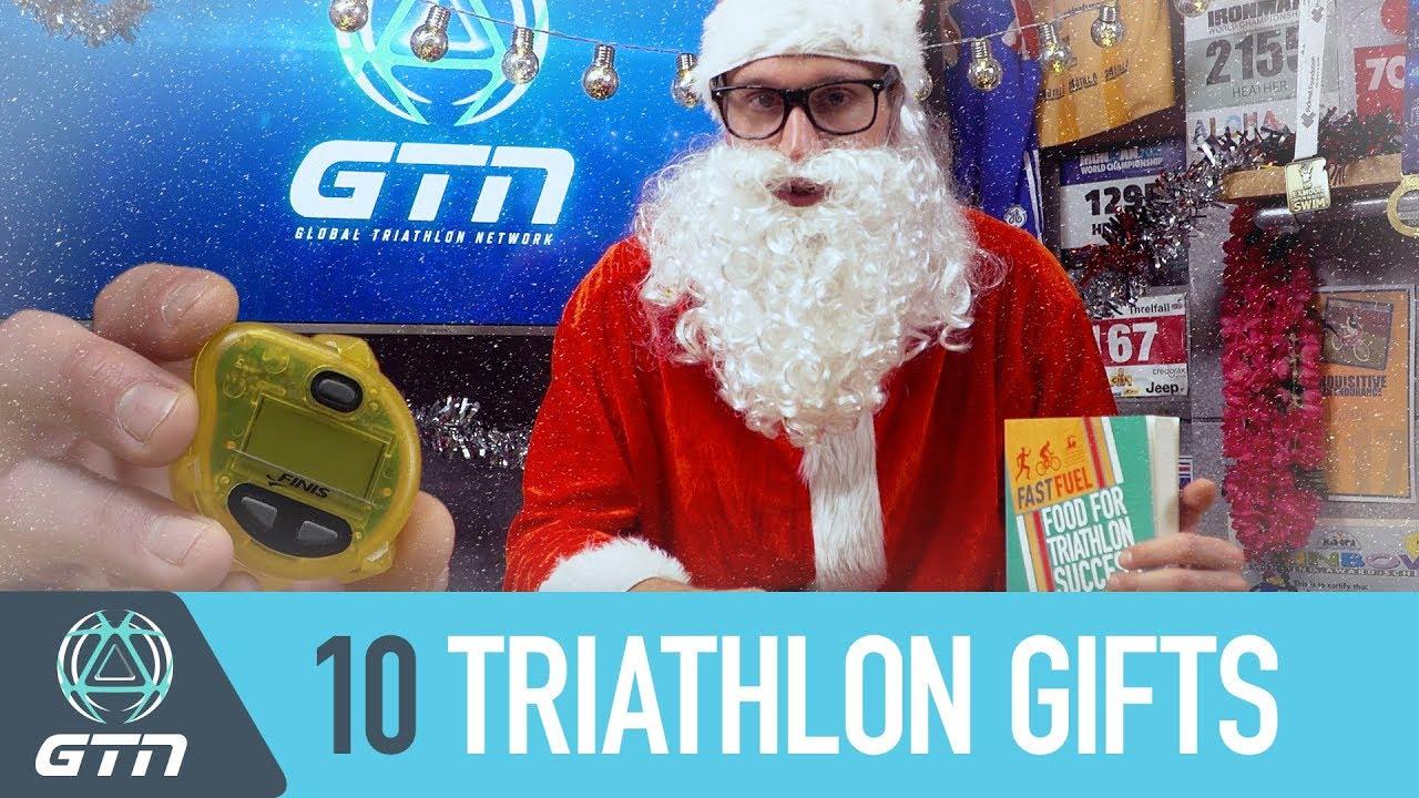Top 10 Triathlon Christmas Gifts | Swim