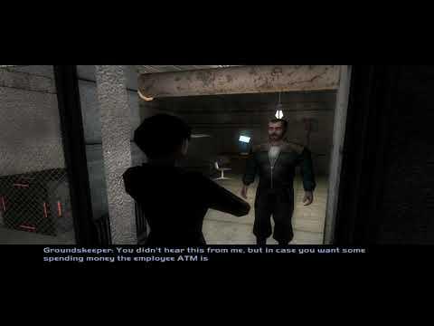 Deus Ex: Invisible War (2003) - Exterior (Mako Ballistics) [4K 60FPS]  