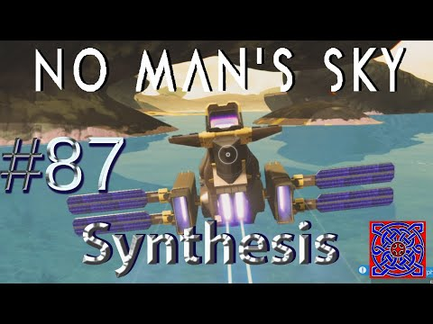 Bubble Planet :: No Man's Sky Permadeath Gameplay (Synthesis) : #87