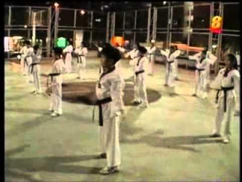 Kids @ World - Taekwondo Intro (2001)