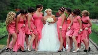 видео Платья подружек невесты