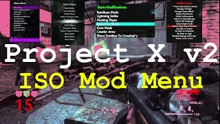 Call of Duty World at War Project X v2 ISO Mod Showcase