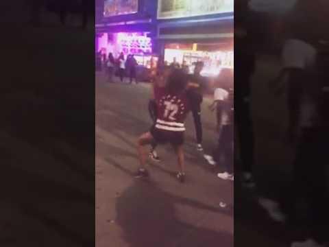 Coney Island MASSIVE Fight NYPD