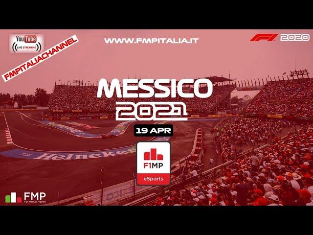 F1MP | #20 MESSICO | FMP ITALIA
