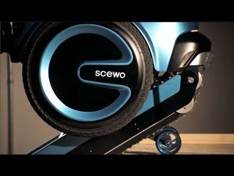 Scewo at Cybathlon 2016 - Teaser