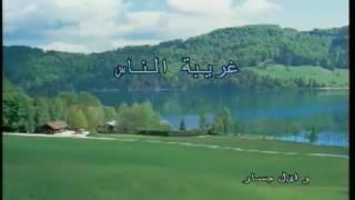 غريبه الناس - وائل جسار - كاريوكي