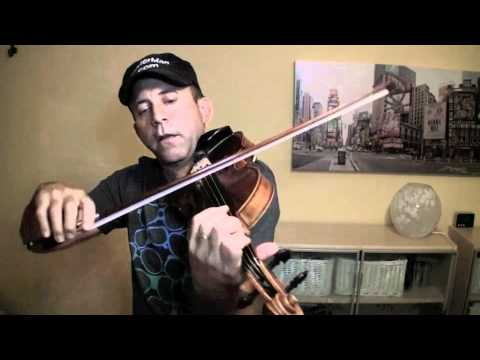 Violin Tutorial He S A Pirate Pirates Of The Caribbean