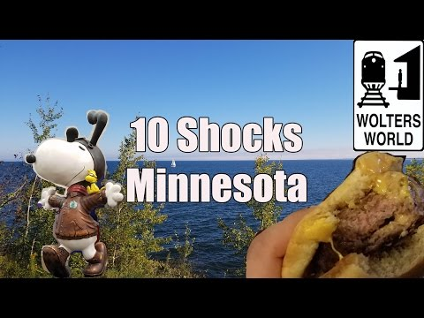 Visit Minnesota - 10 Things That Will SHOCK You About Minnesota