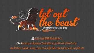 Video [Vietsub + Kara] [#5] EXO-M - Let Out The Beast { S-Planet T.A.T } download MP3, 3GP, MP4, WEBM, AVI, FLV Januari 2018