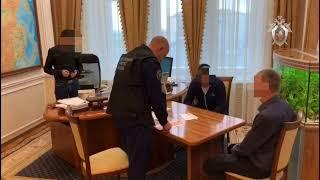 Задержание первого замначальника КбшЖД Дмитрия Атякина