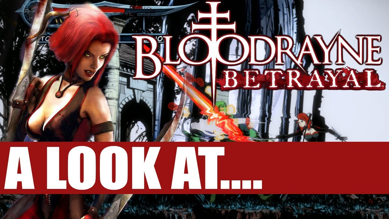 Bloodrayne Betrayal Pc Gameplay Opinion First Impressions