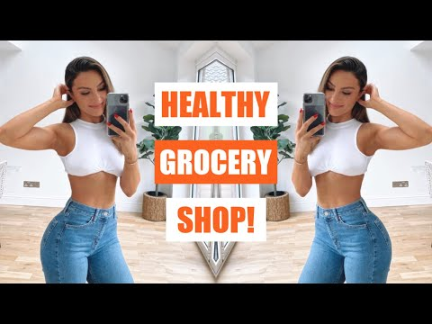 REALISTIC COME GROCERY SHOPPING WITH ME!! | Krissy Cela