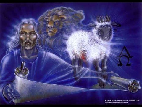 Revelation 5 - Between the Lamb and the Lion