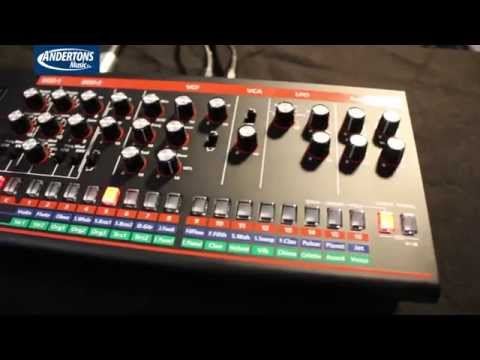 Roland Boutique Synths First Look