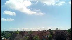 Wetter Emden Ostfriesland Zeitraffer vom 21.06.2016