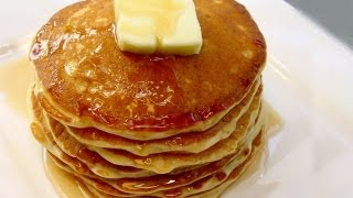 How to Make Homemade Buttermilk Pancakes