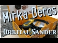 Mirka Deros Review | Best Orbital Sander #woodworking #sander