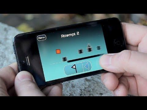 """Impossible Game"" IOS App Review - App-Adventskalender #14 - Felixba94"