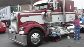 2010 MATS Day 1 Walking Through Show Trucks Part 2.wmv