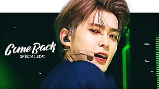 [LIVE] NCT 127 '?? (Come Back)' Stage Mix(????) Special Edit.