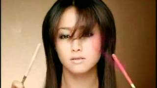 Fake Star Meiji CM 沢尻エリカ.
