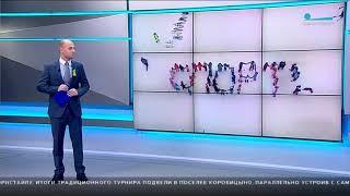 Смотреть видео Телеканал Санкт-Петербург. Кубок Губернатора Санкт-Петербурга 2019 онлайн