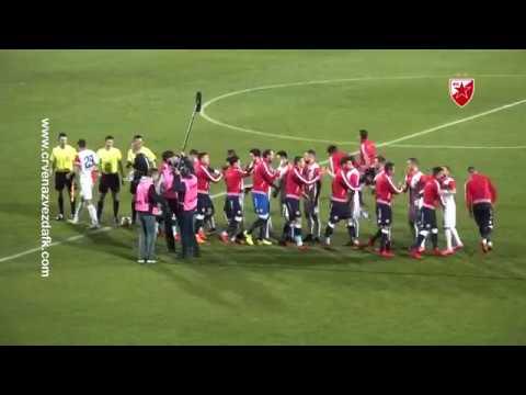 Vojvodina - Crvena zvezda 1:2  highlights