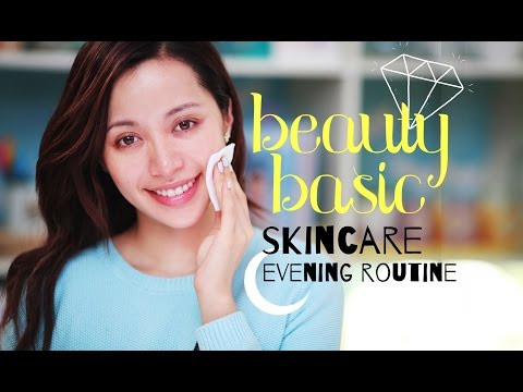 Thumbnail: BEAUTY BASIC / Skin Care : Evening Routine