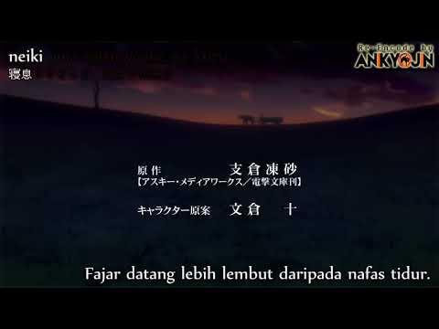 Ookami To Koushinryou S2 Ep 10 Sub Indo