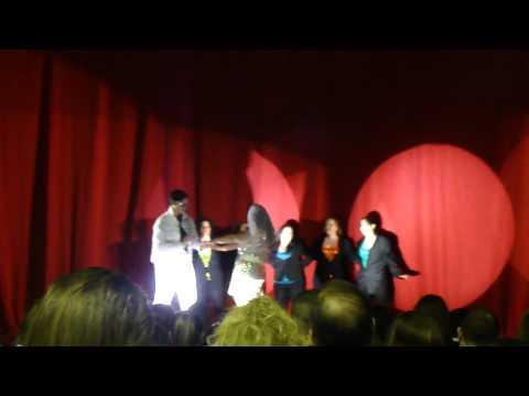 Theta Phi Alpha's Talent Show Performance 2011