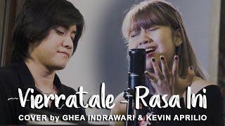Download Mp3 Vierratale - Rasa Ini  Cover By Ghea Indrawari & Kevin Aprilio