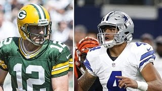 Green Bay Packers Ready for Dallas Cowboys?