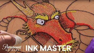 Flash Challenge Preview: Put A Pin In It - Ink Master, Season 7